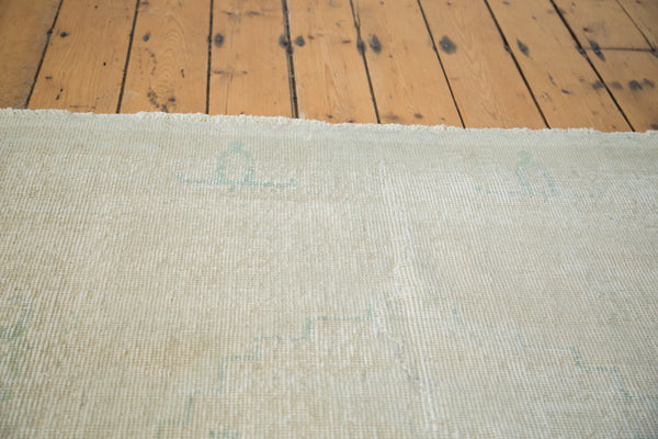 Distressed Oushak Rug / Item ee001862 image 5