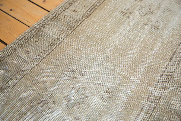 2.5x5.5 Distressed Oushak Rug - Old New House