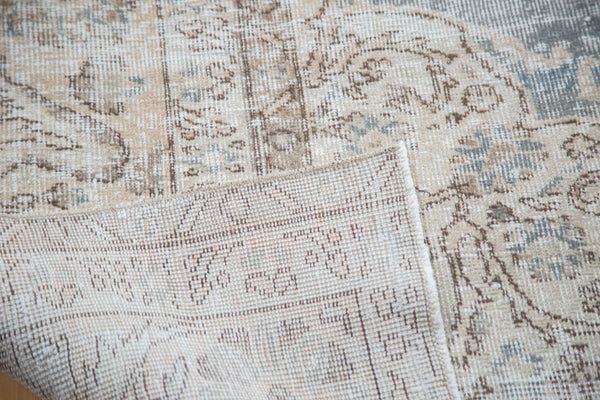 8x10 Distressed Oushak Carpet - Old New House