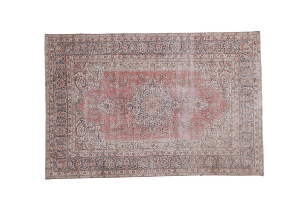 4.5x6.5 Distressed Oushak Rug - Old New House