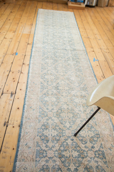 3x14 Distressed Sivas Runner - Old New House