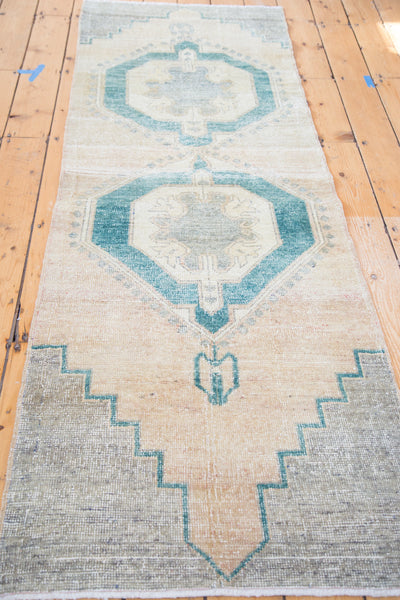 2.5x8 Vintage Oushak Runner - Old New House