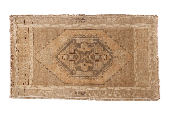 2x3 Vintage Oushak Rug Mat - Old New House