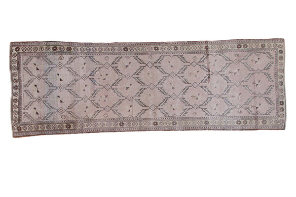 2.5x8 Distressed Oushak Runner - Old New House