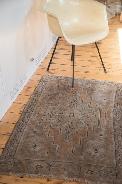 3x4 Vintage Oushak Rug Mat - Old New House
