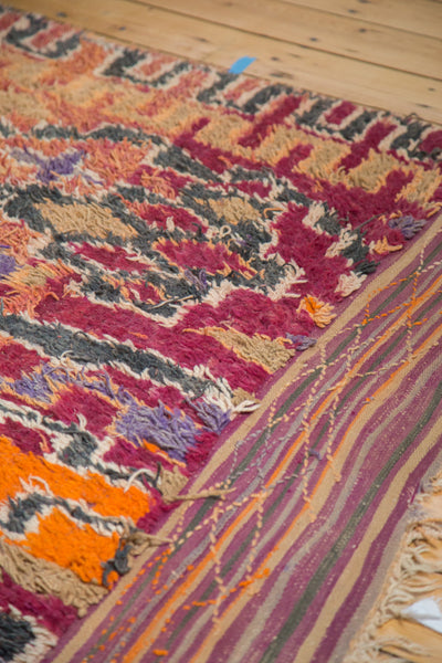 6x11 Vintage Moroccan Carpet - Old New House