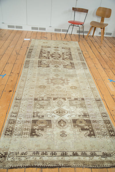 4x11 Vintage Oushak Rug Runner - Old New House