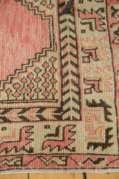 Distressed Oushak Rug / Item ee002019 image 5