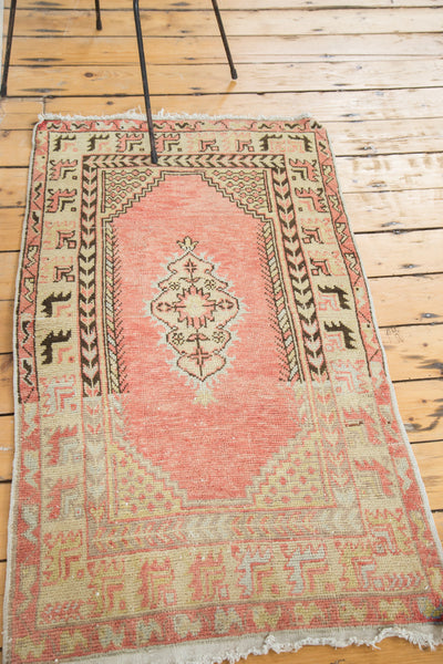 Distressed Oushak Rug / Item ee002019 image 7