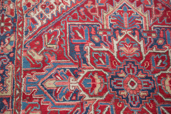 4x5 Vintage Northwest Persian Rug - Old New House