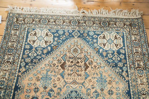 3.5x5 Vintage Abadeh Rug - Old New House