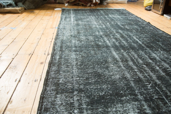 5x13 Vintage Overdyed Gallery Rug Runner - Old New House