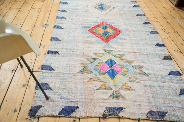 4x8.5 Vintage Rag Rug - Old New House