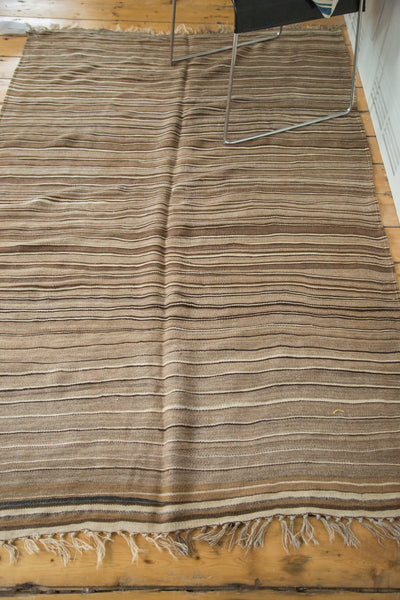 4x6.5 Vintage Moroccan Kilim Rug - Old New House