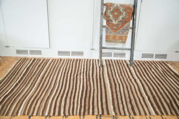 4x7.5 Vintage Moroccan Kilim Rug - Old New House