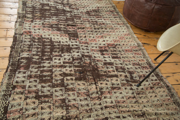 4.5x8 Vintage Jijim Rug - Old New House