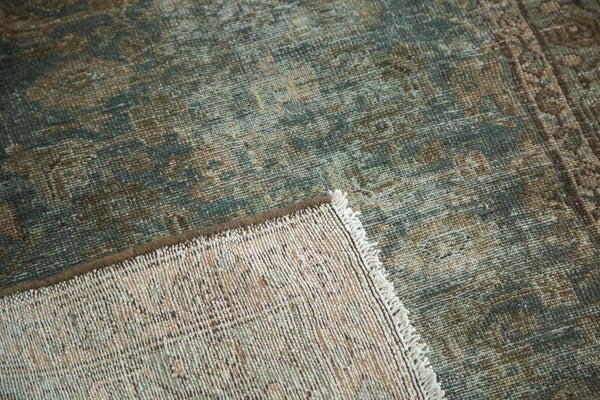 3.5x6 Vintage Malayer Distressed Rug - Old New House