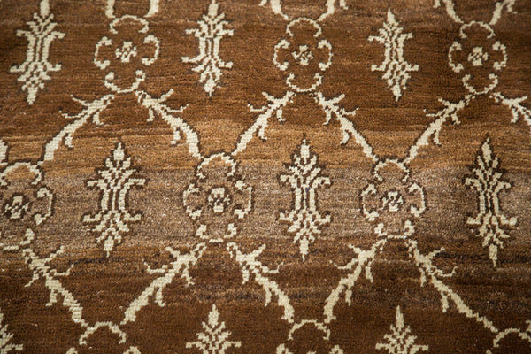 7x10 Vintage Oushak Carpet - Old New House