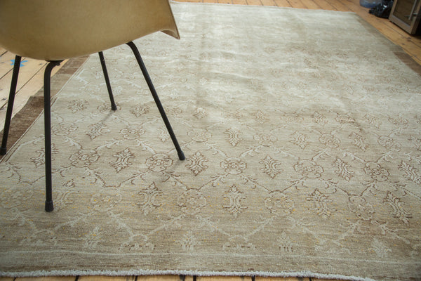 Vintage Oushak Distressed Carpet / Item ee002137 image 3