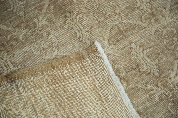Vintage Oushak Distressed Carpet / Item ee002137 image 6
