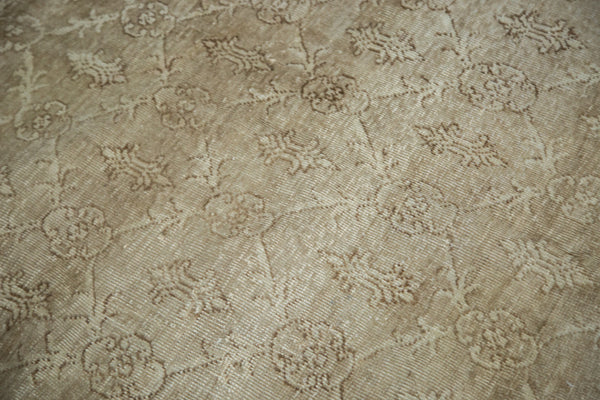 Vintage Oushak Distressed Carpet / Item ee002137 image 7