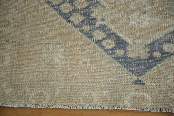 2.5x3.5 Vintage Oushak Distressed Rug Mat - Old New House