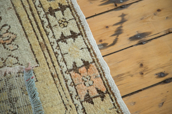 2.5x4.5 Vintage Oushak Distressed Rug - Old New House