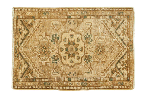 Vintage Malayer Square Rug Mat