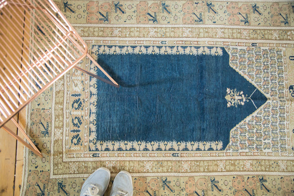 3.5x5 Antique Ghiordes Rug - Old New House