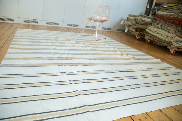 7.5x10.5 Vintage Flatweave Carpet - Old New House