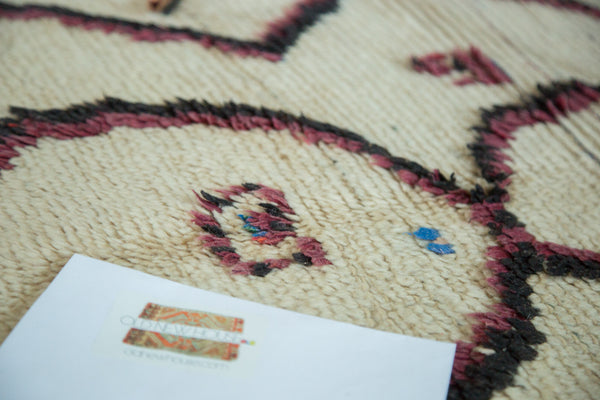 5x8 Vintage Moroccan Carpet - Old New House