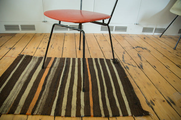 2x3.5 Antique Kilim Rug - Old New House