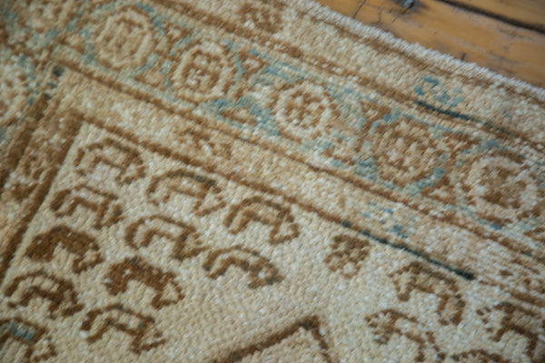 3x6 Vintage Kars Rug Runner - Old New House
