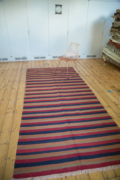 5x10.5 Vintage Kilim Rug Runner - Old New House