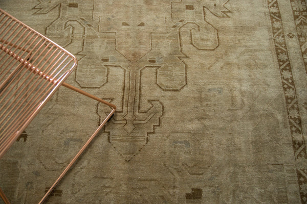 5.5x8.5 Vintage Oushak Carpet - Old New House