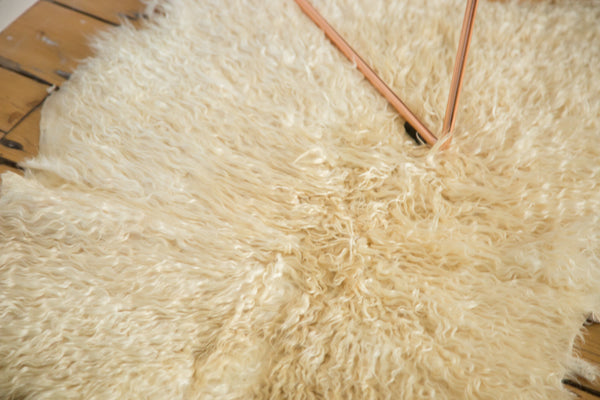 2x3 New Angora Skin Rug - Old New House