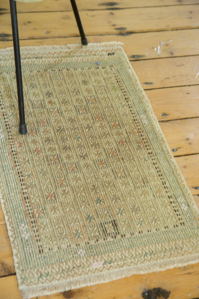 1.5x3 Vintage Jijim Rug Runner - Old New House