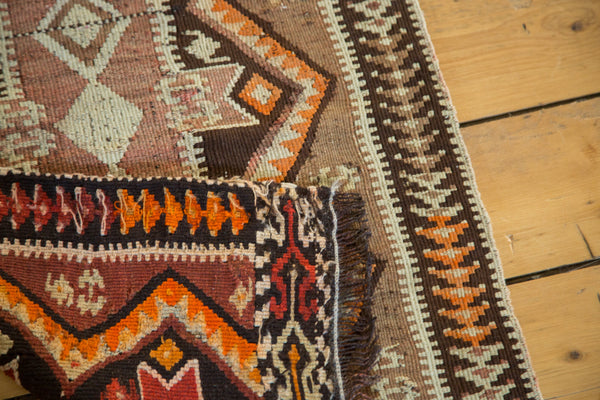 2x3.5 Vintage Kilim Rug - Old New House