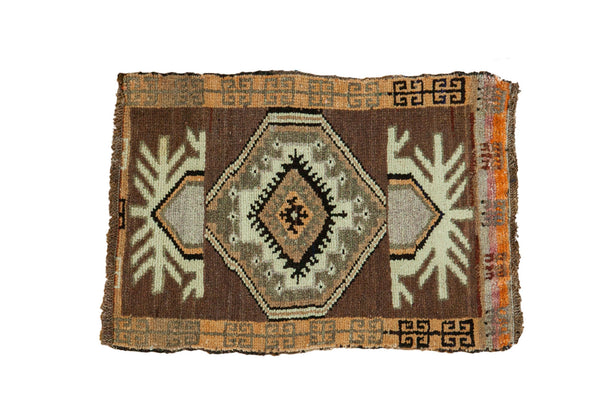 1.5x2.5 Vintage Oushak Rug Mat - Old New House