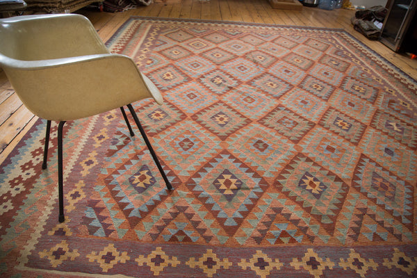 9.5x12 New Kilim Carpet - Old New House