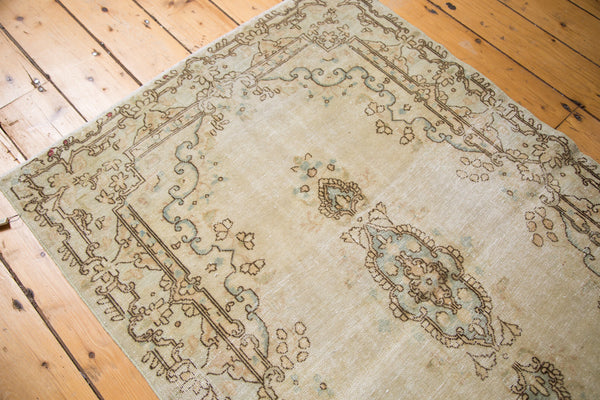 3x5 Distressed Persian Kerman Rug - Old New House