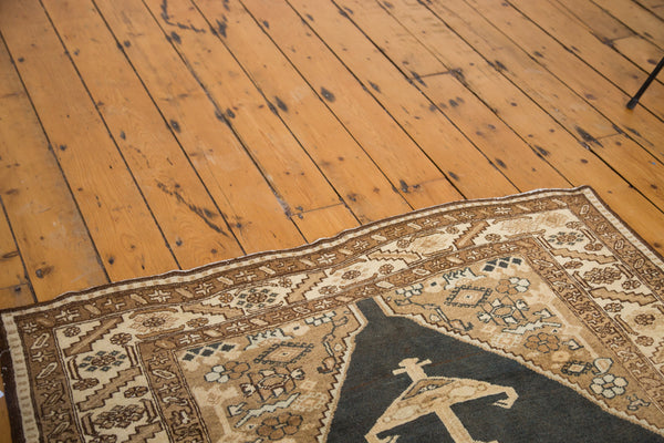4.5x6.5 Vintage Persian Sarab Rug - Old New House