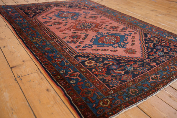 Vintage Persian Malayer Rug / Item ee002523 image 3