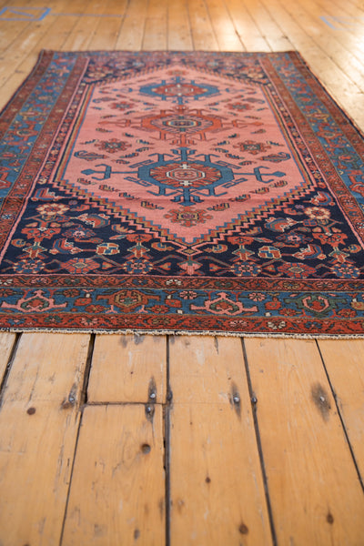 4x6.5 Vintage Persian Malayer Rug - Old New House