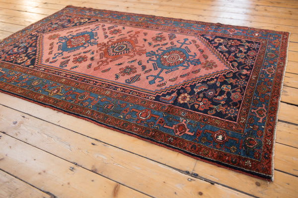Vintage Persian Malayer Rug / Item ee002523 image 8