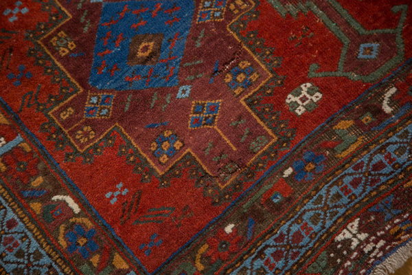 3.5x5 Antique Persian Afshar Rug - Old New House
