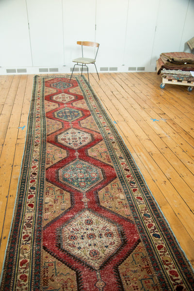 Antique North West Persian Rug Runner