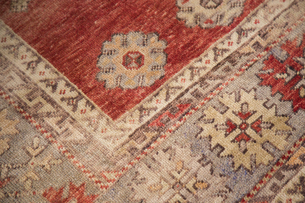 5x13.5 Vintage Oushak Rug Runner - Old New House