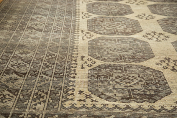 Distressed Afghan Carpet