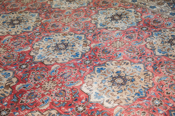 9x12.5 Vintage Birjand Carpet - Old New House
